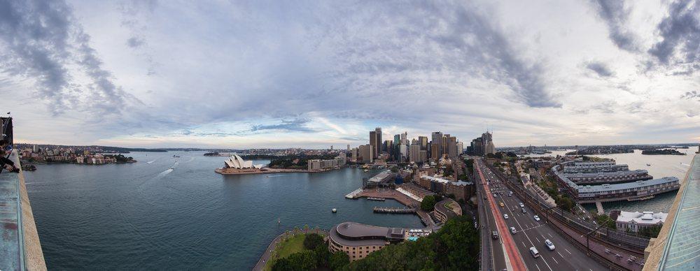 Sydney-1 Panorama